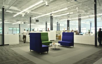 The new CPP headquarters. Photo courtesy of Rieko Ishiwata of Burkett Design, architect for the project.