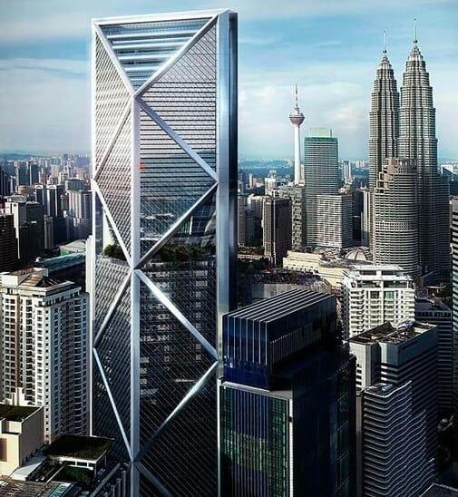 Ilham-Baru-Tower