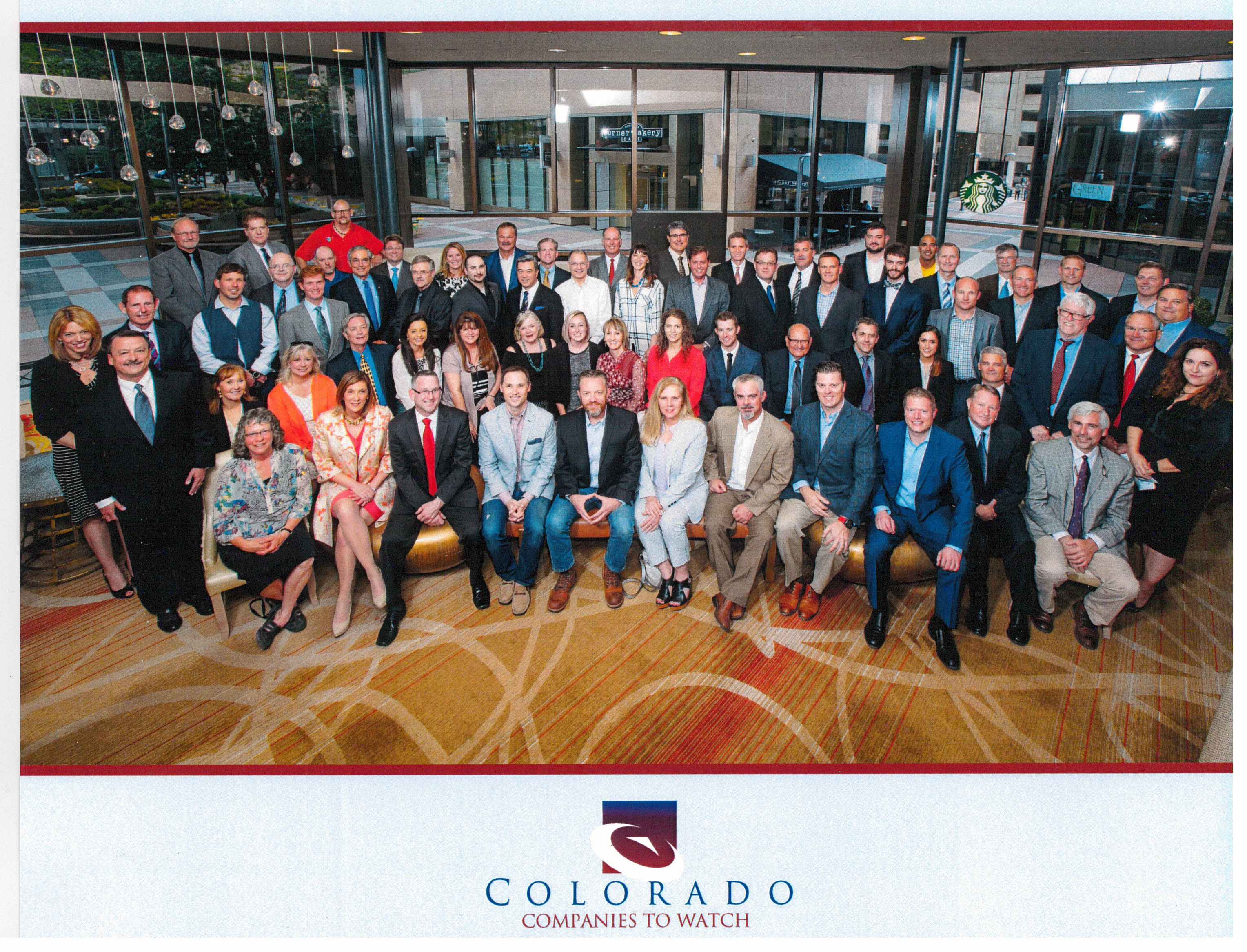 2016 Colorado Companies to Watch Winners