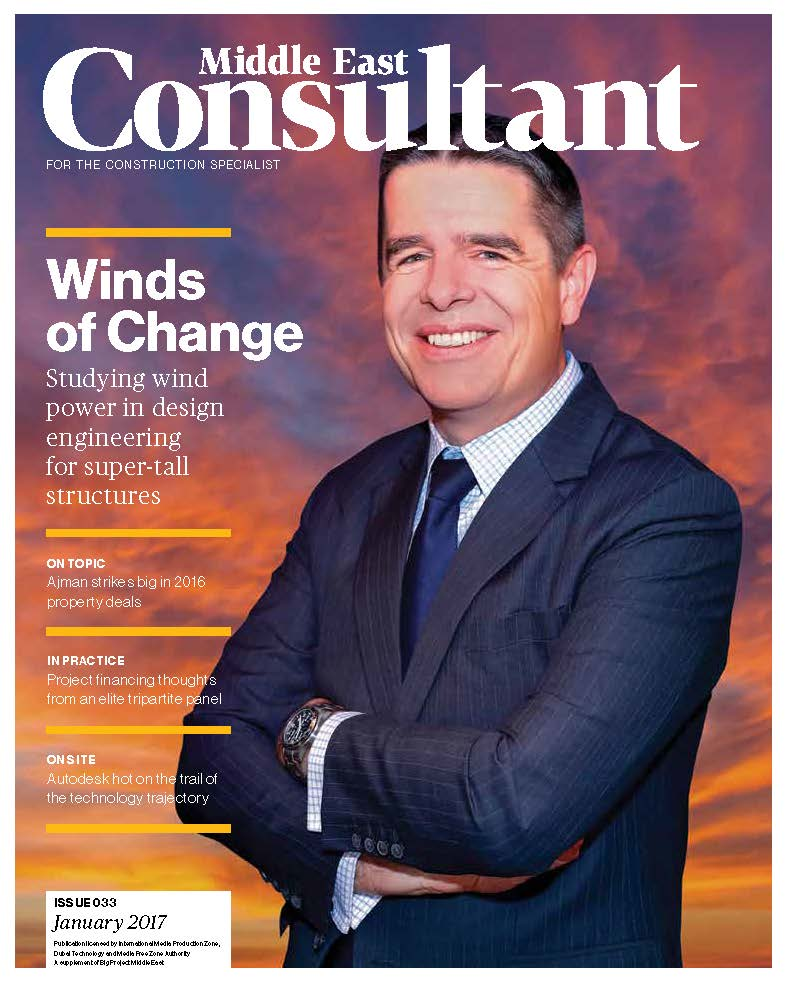 Middle East Consultant Roy Denoon Wind Engineering Winds of Change